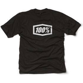 100% Essential T-Shirt Herre black